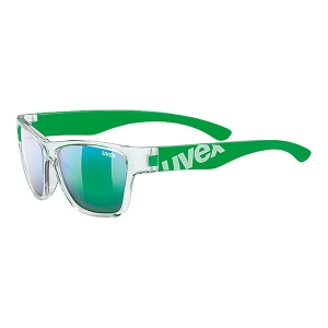 okulary Sportstyle 508 UVEX  clear green MIRROR GREEN S3