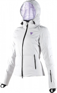 "DAINESE BLACKCOMB DOWNJACKET JACKET LADY LILAC-HINT S"" R16"