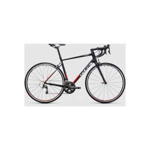 ROWER CUBE ATTAIN RACE  876300  BLACK/RED R17