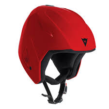 "DAINESE KASK SNOW TEAM JR RED JL 56"" R16"