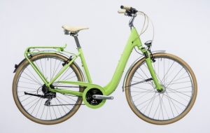ROWER CUBE ELLY RIDE GREEN/WHITE  R17
