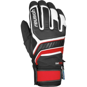 REUSCH RĘKAWICE THUNDER R-TEX XT  BLACK/WHITE/FIRE RED R16