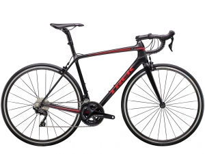 ROWER TREK EMONDA SL 5 MATTE TREK BLACK/GLOSS VIPER RED R19