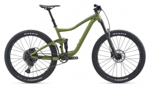 GIANT ROWER TRANCE 27,5 3  OLIVE GREEN R20