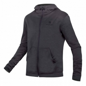 ENDURA ESSENTIAL HOODY FZ AN E3143