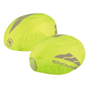 ENDURA HELMET COVER W/LED HV S-M E0098