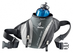 DEUTER SASZETKA PULSE ONE GRANITE-BLACK