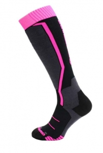 BLIZZARD SKARPETY ALLROUND BLACK/ANTHR/MAGENTA R16