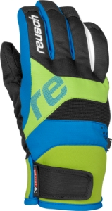 REUSCH RĘKAWICE FINLEY R-TEX XT JUNIOR  498 BRILL BLUE/NEON/GREEN R17