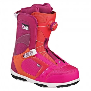 buty snowboardowe HEAD GALORE PRO BOA PURPLE/ORANGE R15
