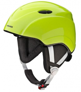 "HEAD KASK JOCKER LIME S/M"" 53-56"" R17"
